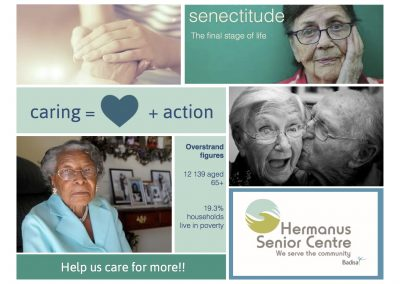 page 1 appeal Hermanus Senior Centre